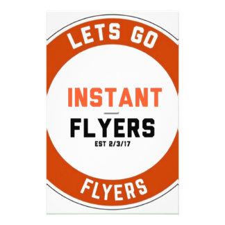 Instant_Flyers Papier À Lettre Personnalisable