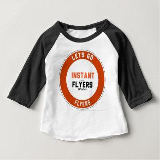 Instant_Flyers T-shirt Pour Bébé