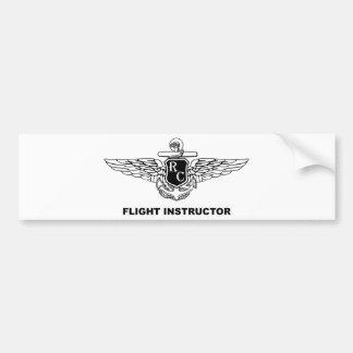 Instructeur de vol de RC Autocollant Pour Voiture
