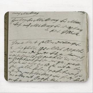 Instructions publiées par Friedrich Wilhelm I Tapis De Souris