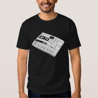 Instrument de musique électronique de machine de t-shirt