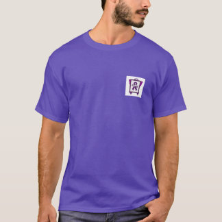 insuffisance de álpha-1-antitrypsine t-shirt