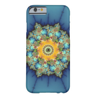 Insulaire - art de Mandelbrot Coque iPhone 6 Barely There