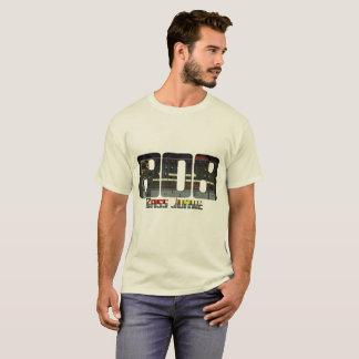 Interface de drogué de 808 basses t-shirt