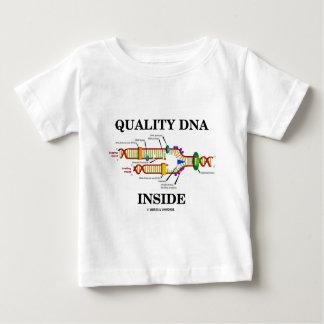 Intérieur d'ADN de qualité (reproduction d'ADN) T-shirt Pour Bébé