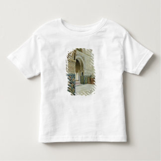 Intérieur d'Alhambra, Grenade (la semaine) T-shirt Pour Les Tous Petits