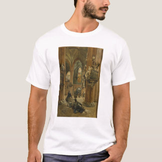 Intérieur de l'église de Saint-Nicolas, Berlin T-shirt