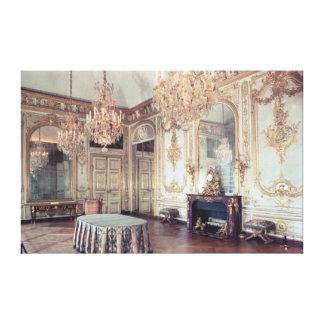 Intérieur de Salle du Conseil 1701-55 Toiles