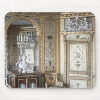 Intérieur du boudoir de Marie Antoinette Tapis De Souris
