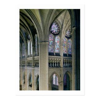 Intérieur du croisement de transept, consacré 121 carte postale