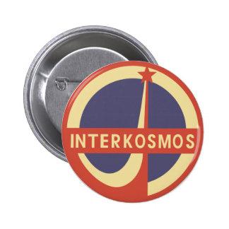 Interkosmos Badge