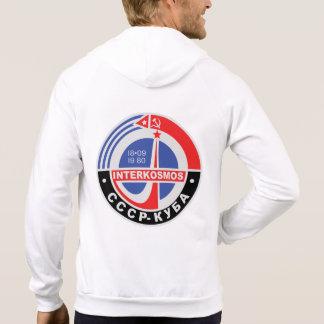Interkosmos Sweatshirt À Capuche