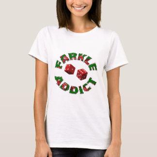Intoxiqué de Farkle T-shirt