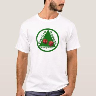 Intoxiqués de Farkle anonymes T-shirt