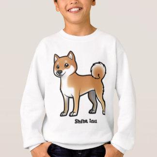 inu de shiba sweatshirt