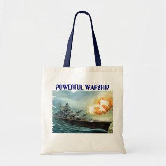 Invasion de navire de guerre sac en toile budget