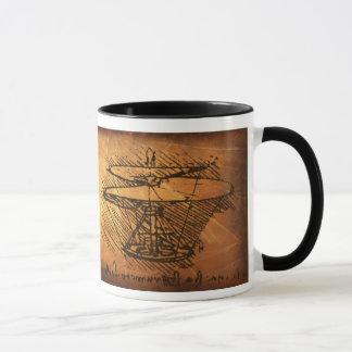 Inventions de Leonardo da Vinci Mug