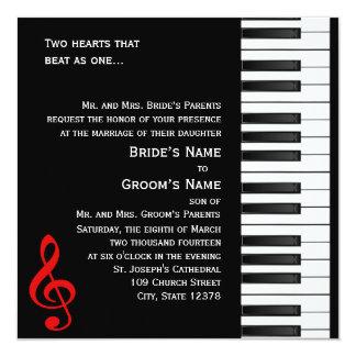 Invitation 2 de piano
