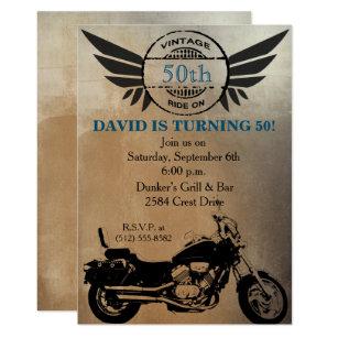 Invitations Faire Part Moto Zazzle Fr