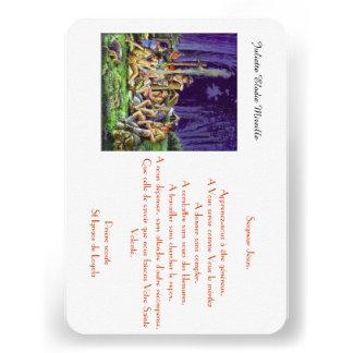 Invitation Communion Scout
