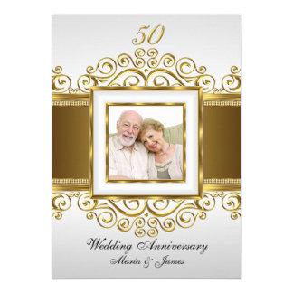 Invitation d'anniversaire de la photo 50 de remous