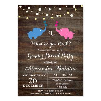 Invitation de baby shower
