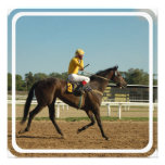 Invitation de cheval de course de pur sang