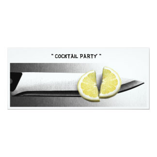 Invitation de cocktail