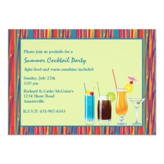 Invitation de cocktails