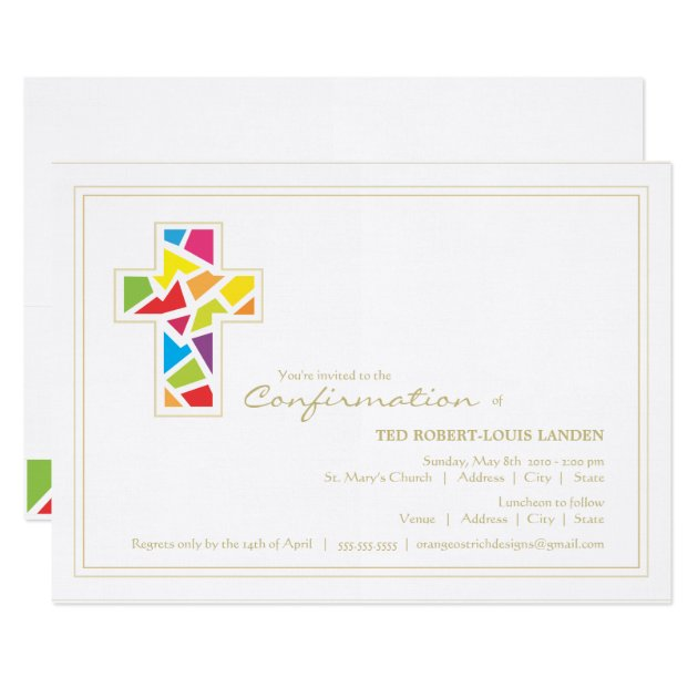 Invitation With Photo with luxury invitations template