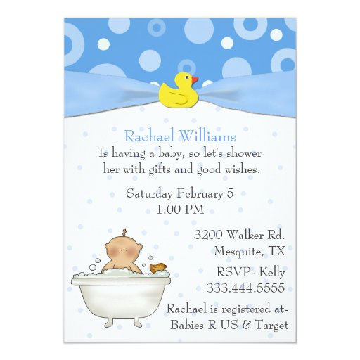 Tiny Prints Baby Shower Invitations with awesome invitation template