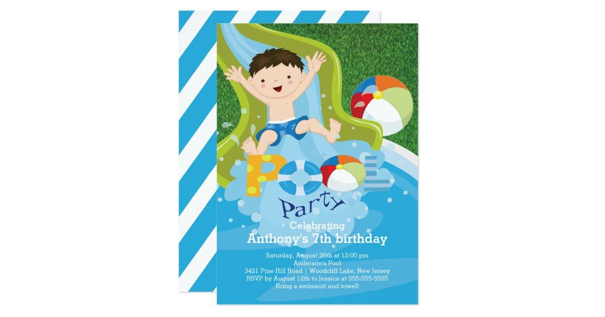 Invitation de f te d 39 anniversaire de piscine de - Piscine bassins anniversaire versailles ...