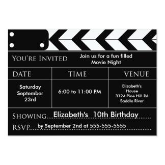 Top Carte D Anniversaire Cinema | d'anniversaire Idee NN71