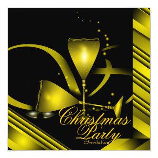 Invitation de fête de Noël Carton D'invitation 13,33 Cm
