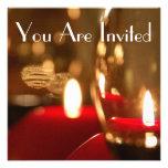 Invitation de fête de vacances