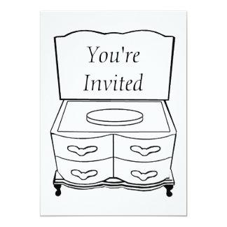 Invitation de Le Musique Box