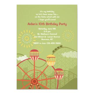 Invitation de Luna Park