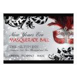 Invitation de mascarade