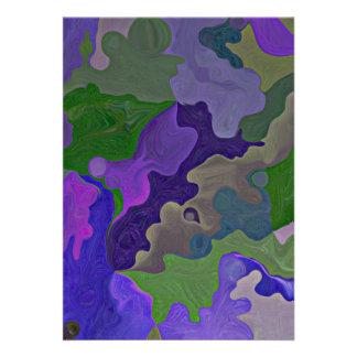 invitation de morceaux de puzzle