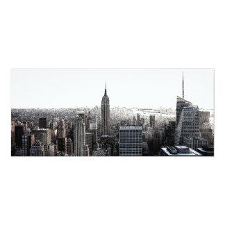 Invitation de New York City