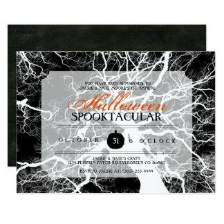 Invitation de partie de Halloween Spooktacular