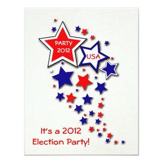Invitation de partie d'élection