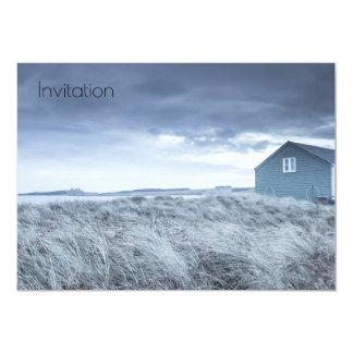 Invitation de plage d'Embleton