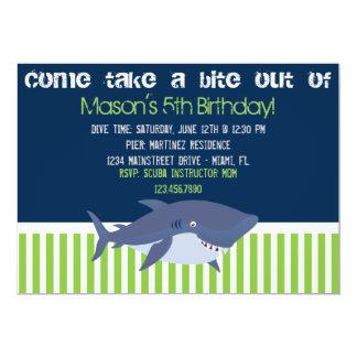 Invitation de requin