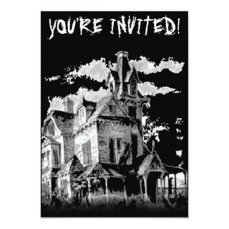 INVITATION DE RETRAITE DE HALLOWEEN