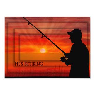 INVITATION de RETRAITE - pêche d'homme dans le