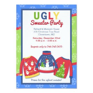 Invitation de vacances customisée par partie laide carton d'invitation  11,43 cm x 15,87 cm