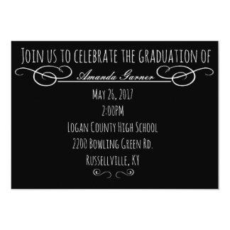Invitation d'obtention du diplôme