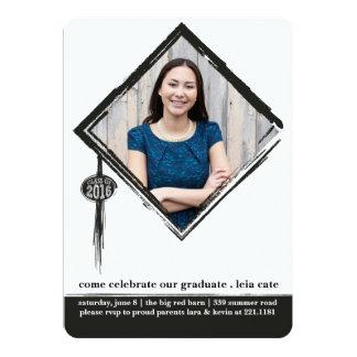 Invitation d'obtention du diplôme de Tassle