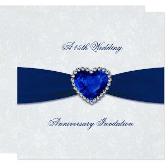 anniversaire de mariage saphir
